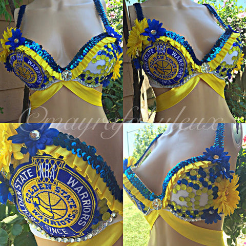 Golden State Warriors Bra #30