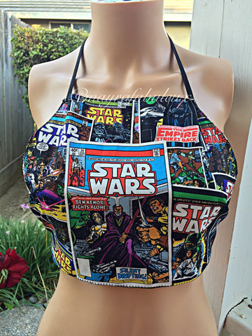 Star Wars Halter Top