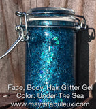 Under The Sea Glitter Gel