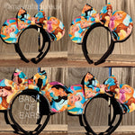 Disney Princess Minnie Ears, Mickey Ears, Disney