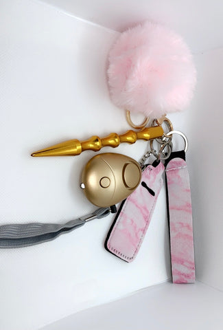 Self Defense Keychains, Safety Keychain, Ships Next Day