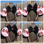 Minnie Mouse Ears, Mickey Ears, Disney Ears