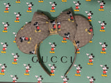 Designer Mickey Minnie Ears, Crystal Minnie Ears, Disney Mickey Ears