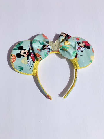 Easter Minnie and Mickey Mouse Minnie Ears, Disney Minnie Ears