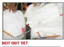 BBMP Seizes 500 kgs of plastic from ub city mall