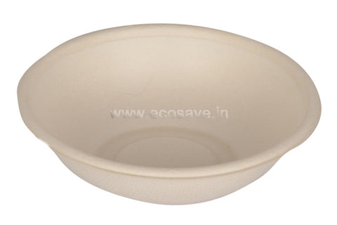 240ml Bagasse Round Bowles