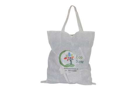 Rectangle Cotton Cloth Bag