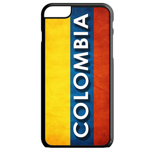 Colombia Flag Phone Case