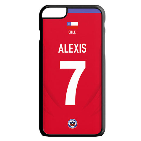 Alexis Sanchez Phone Case