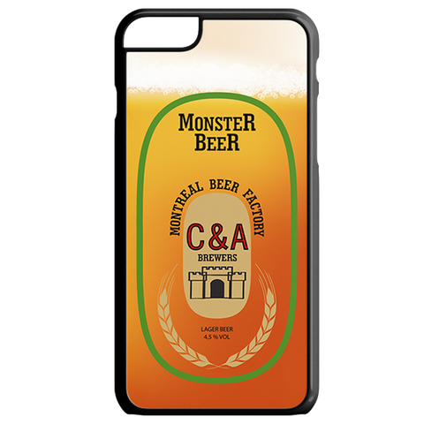 Monster Beer Phone Case
