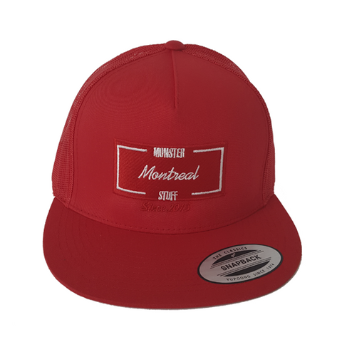 Casquette Rouge Montreal