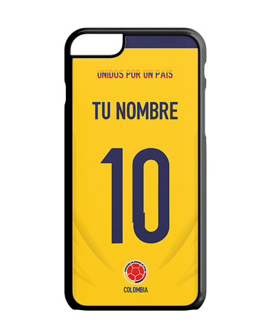 Colombia custom phone case