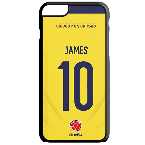 James Rodriguez Yellow phone Case