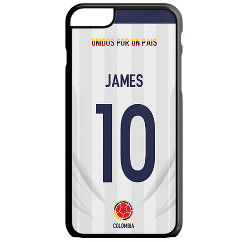 James Rodriguez White Phone Case