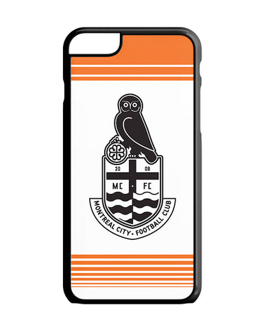 Montréal City FC Orange Phone Case