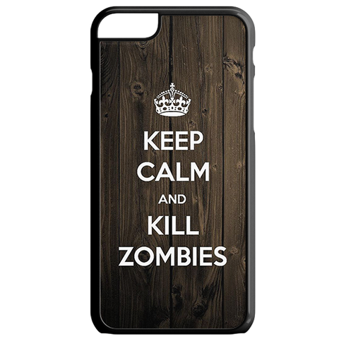 Kill Zombies Phone Case