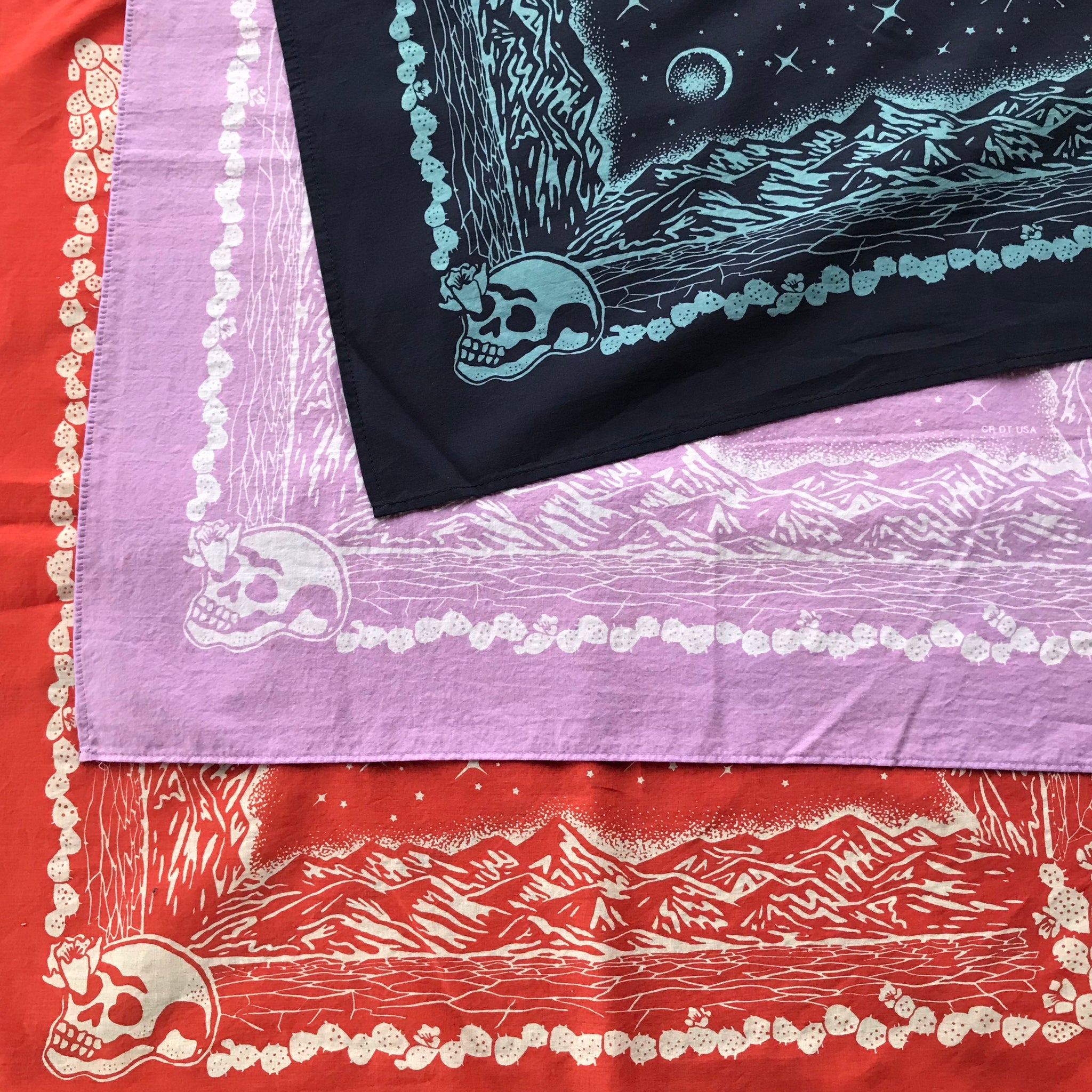 The Solitario Bandana - Limited Edition Colors