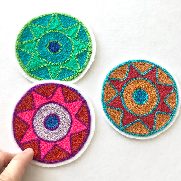 Eye Medallion Patch