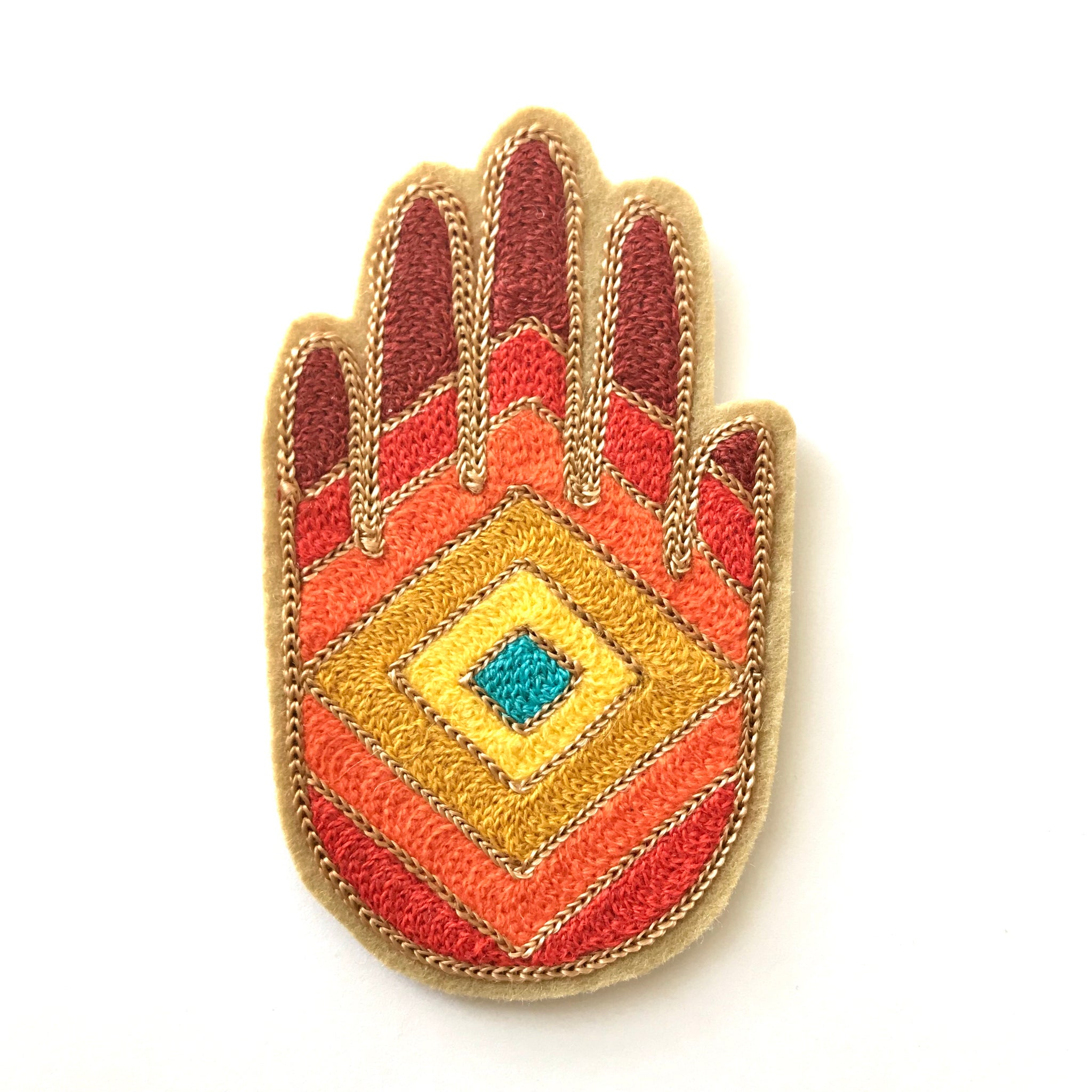 Good Fortune Embroidered Patch