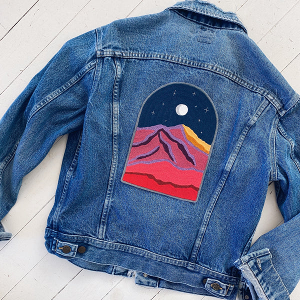 Moon Mountain Backpatch
