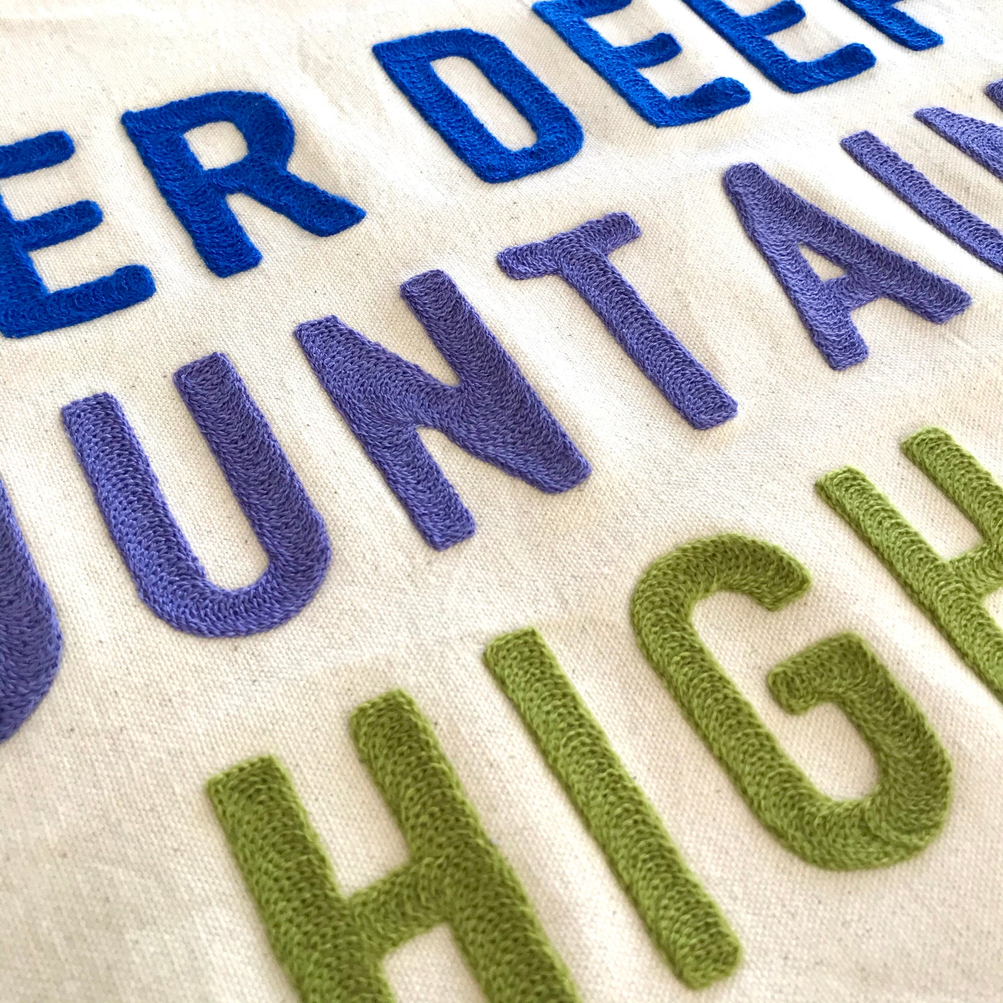 River Deep Mountain High Banner