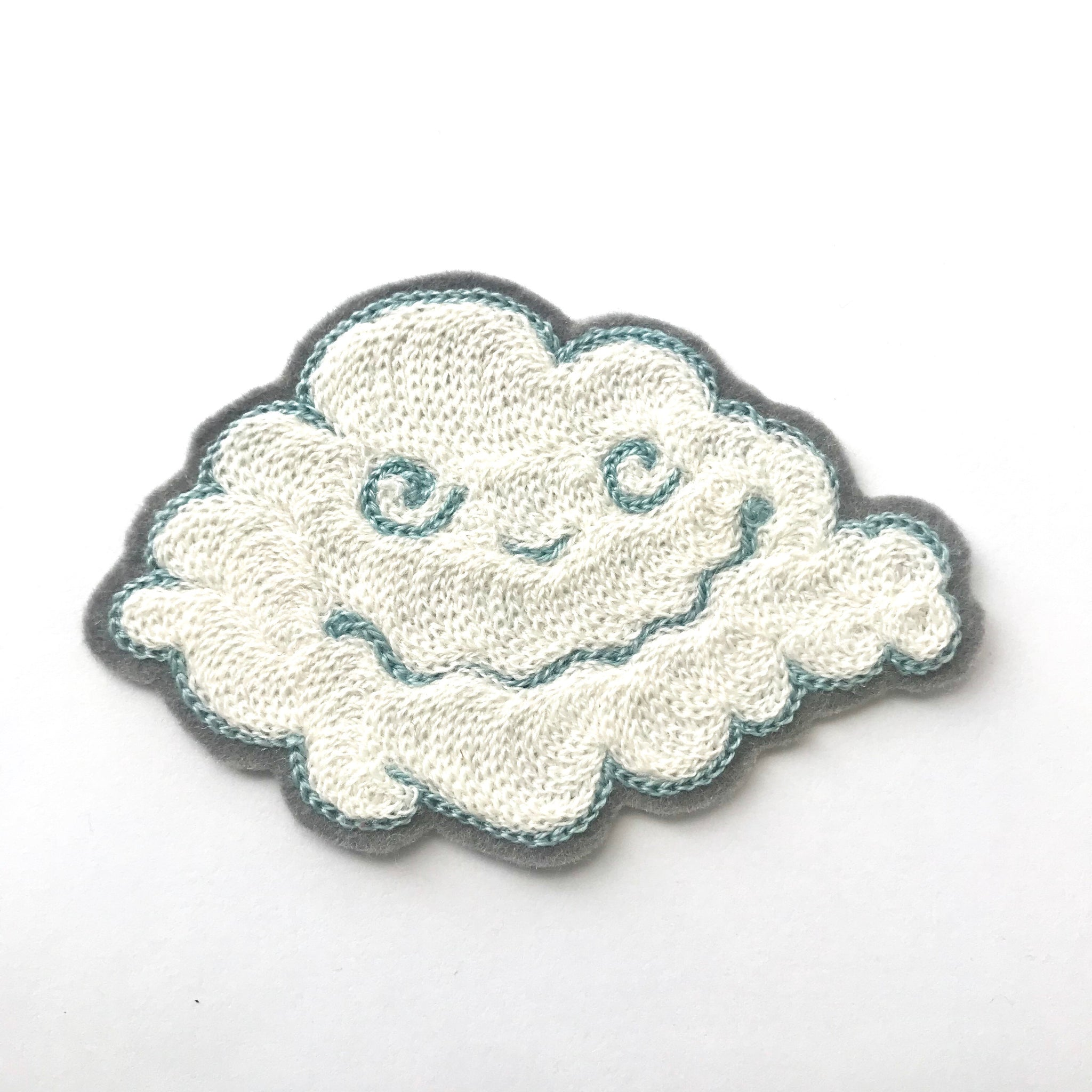 Happy Little Cloud Patch Collection