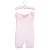 Shortall Stripe Pink 3-6M