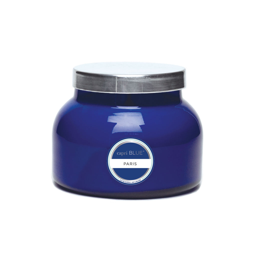 Capri Blue Signature Candle Jar: Paris