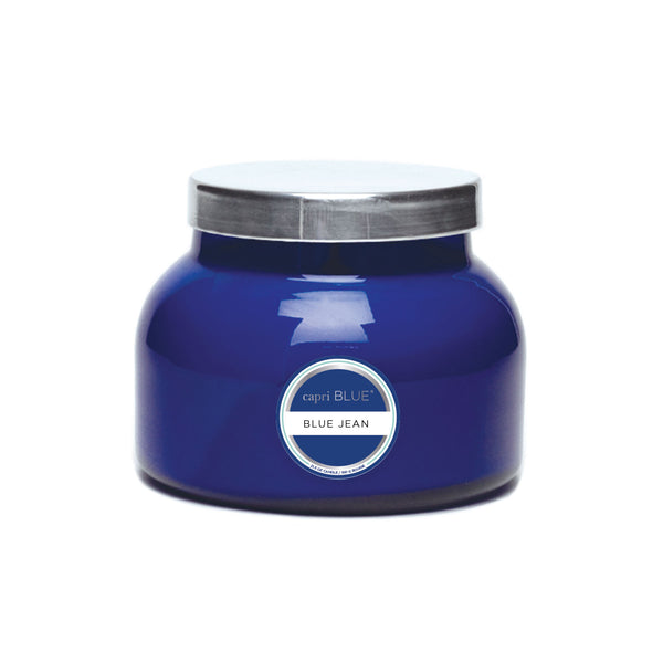 Capri Blue Signature Candle Jar: Blue Jean