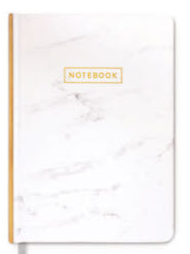 Small Marble Notebook