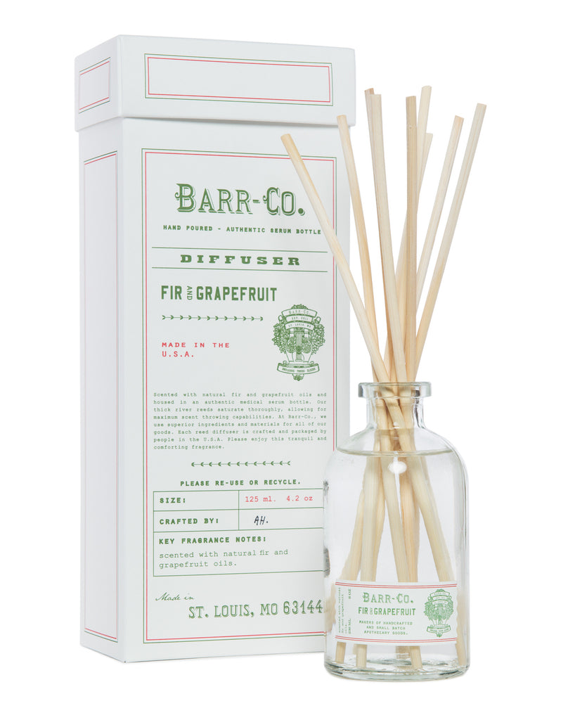 Diffuser Fir & Grapefruit Scent