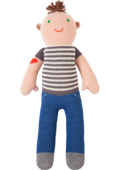 Knit Doll- Otto the Rocker