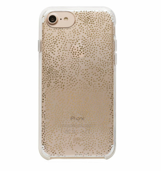 iPhone 7 & 6/6s Clear Champagne Case