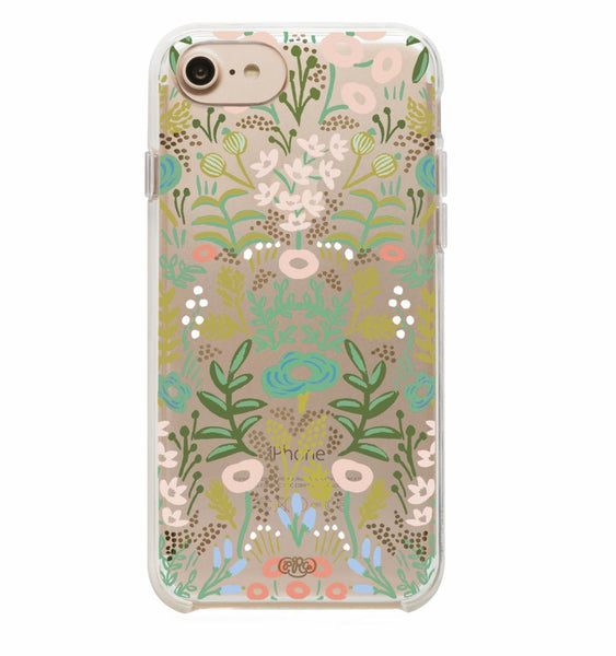 iPhone 7 & 6/6s Clear Tapestry Case