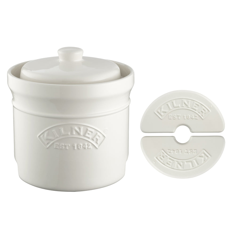 Ceramic Fermentation Crock Set- In Store Pick Up Only!