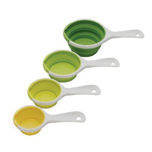 SleekStor- Pinch & Pour Collapsible Measuring Cups