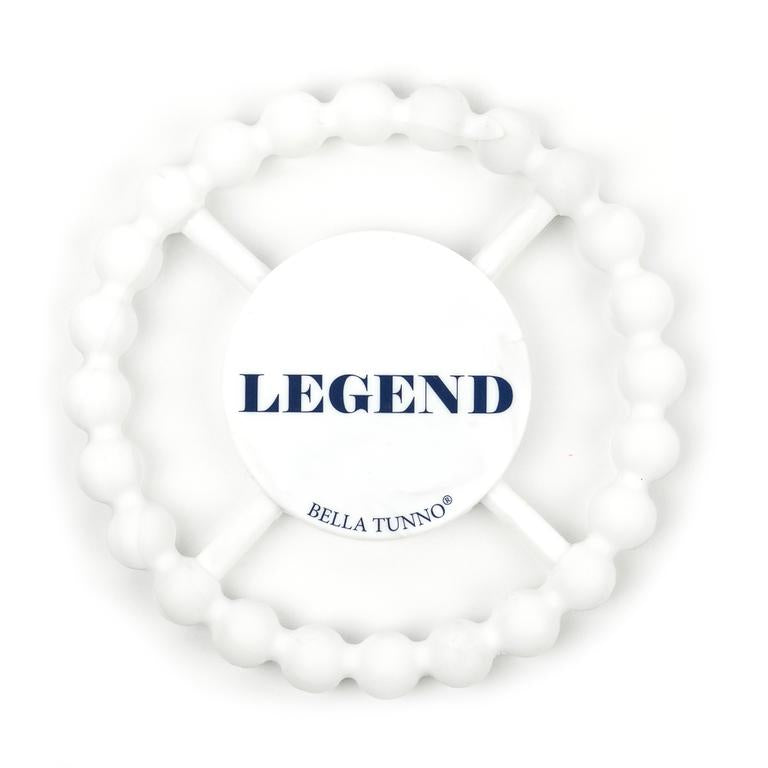 LEGEND MARBLE TEETHER