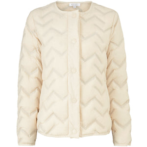 Tuve Jacket- Whitecap