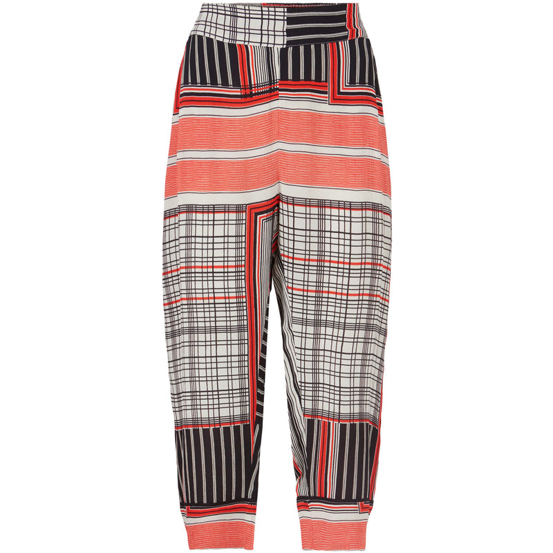 Petrino Trousers- Valient Poppy