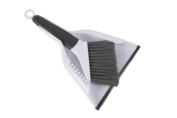 Dust Pan/ Brush 2 pc- Large