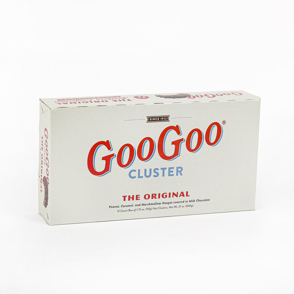 Original Goo Goo Cluster- 12 Count Box