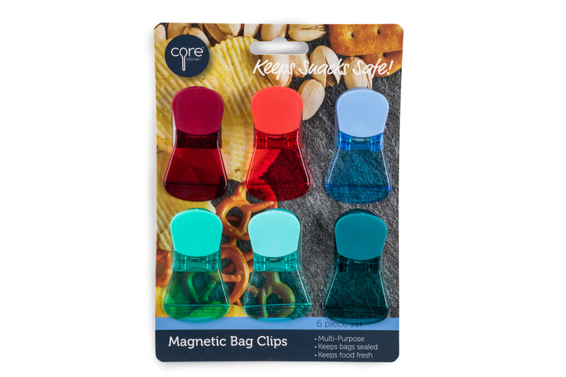 Essential Solutions Magnetic Bag Clips