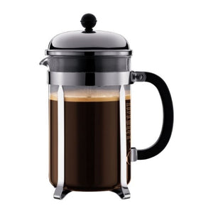 Chamboard French Press Coffee Maker- 12 Cup