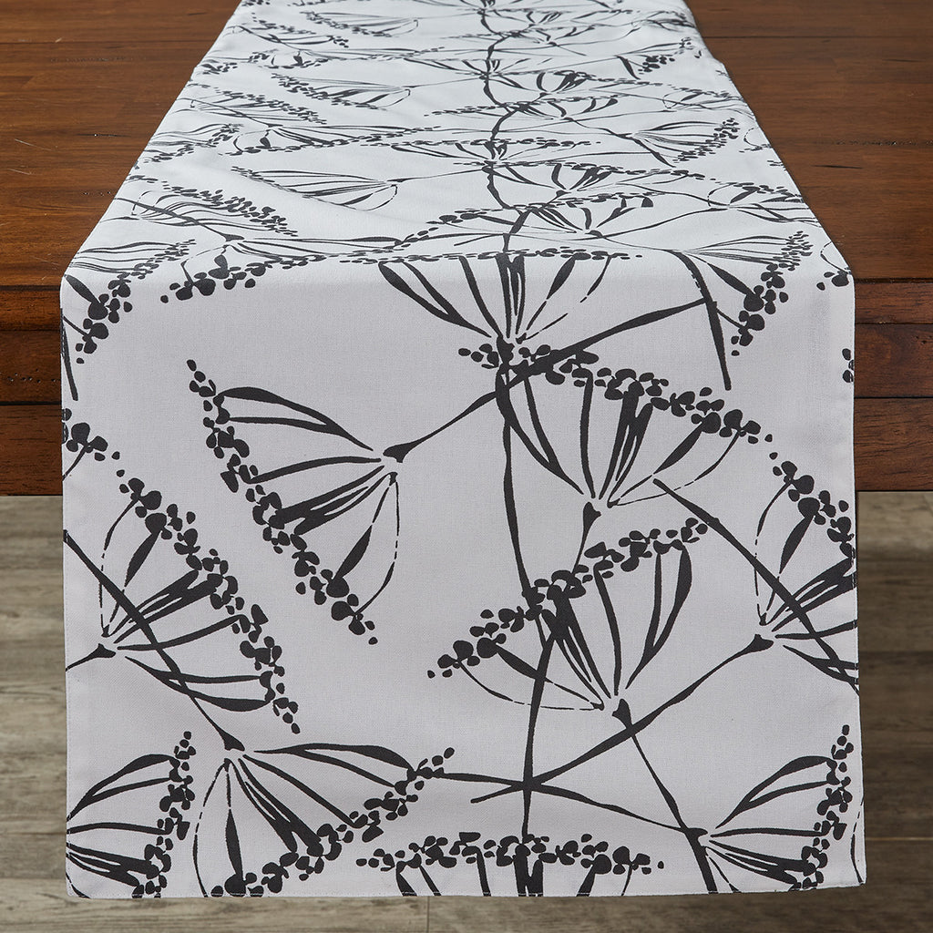 "Meadow Table Runner 72""L"