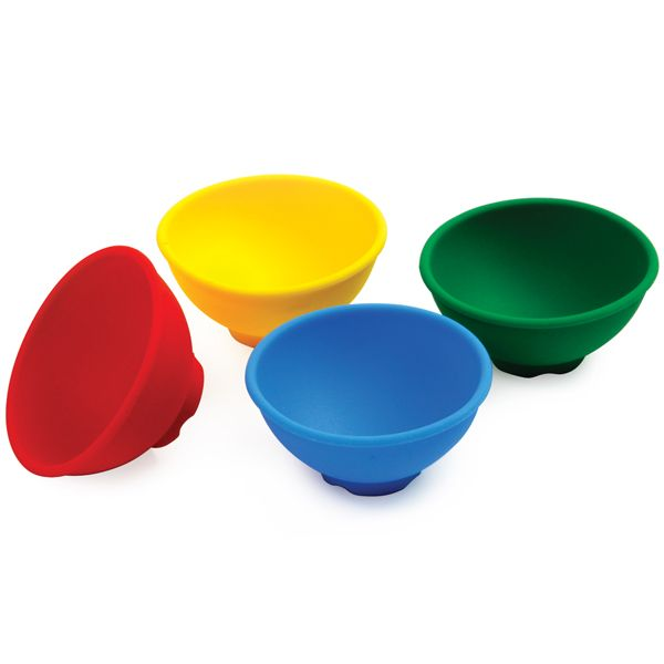 MINI PINCH BOWLS, SET 4