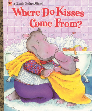 WHERE DO KISSES COME FROM