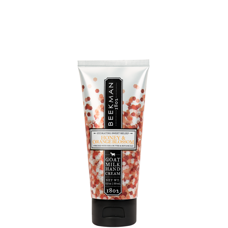 BEEKMAN ORANGE BLOSSOM HAND CREAM