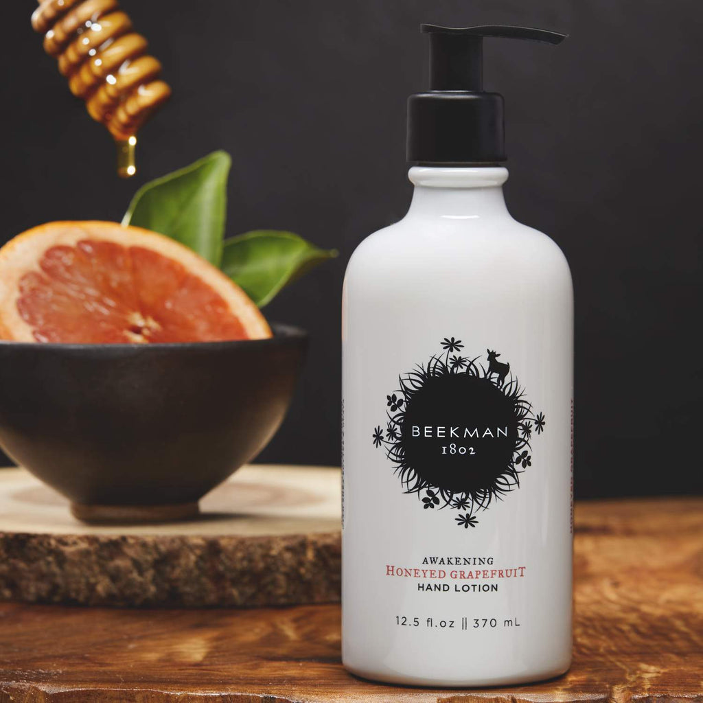 HONEYED GRAPEFRUIT AWAKENING HAND CARE HAND LOTION 12.5 OZ.