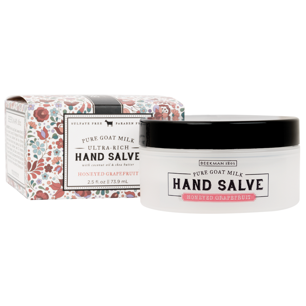 HONEYED GRAPEFRUIT HAND SALVE