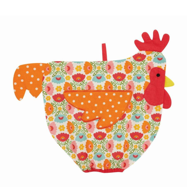 Chicken Shaped Bag Saver